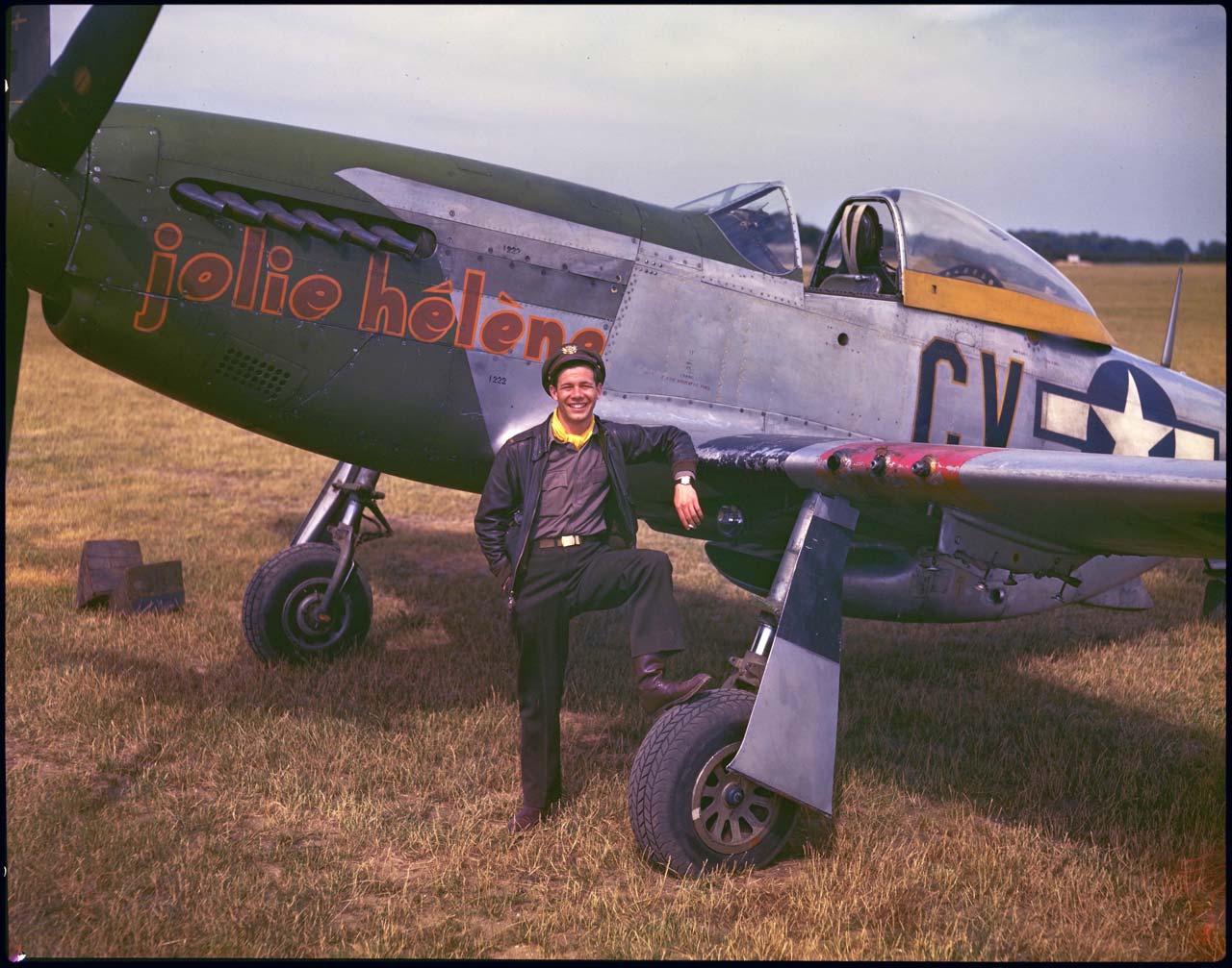 P-51D Jolie Helen