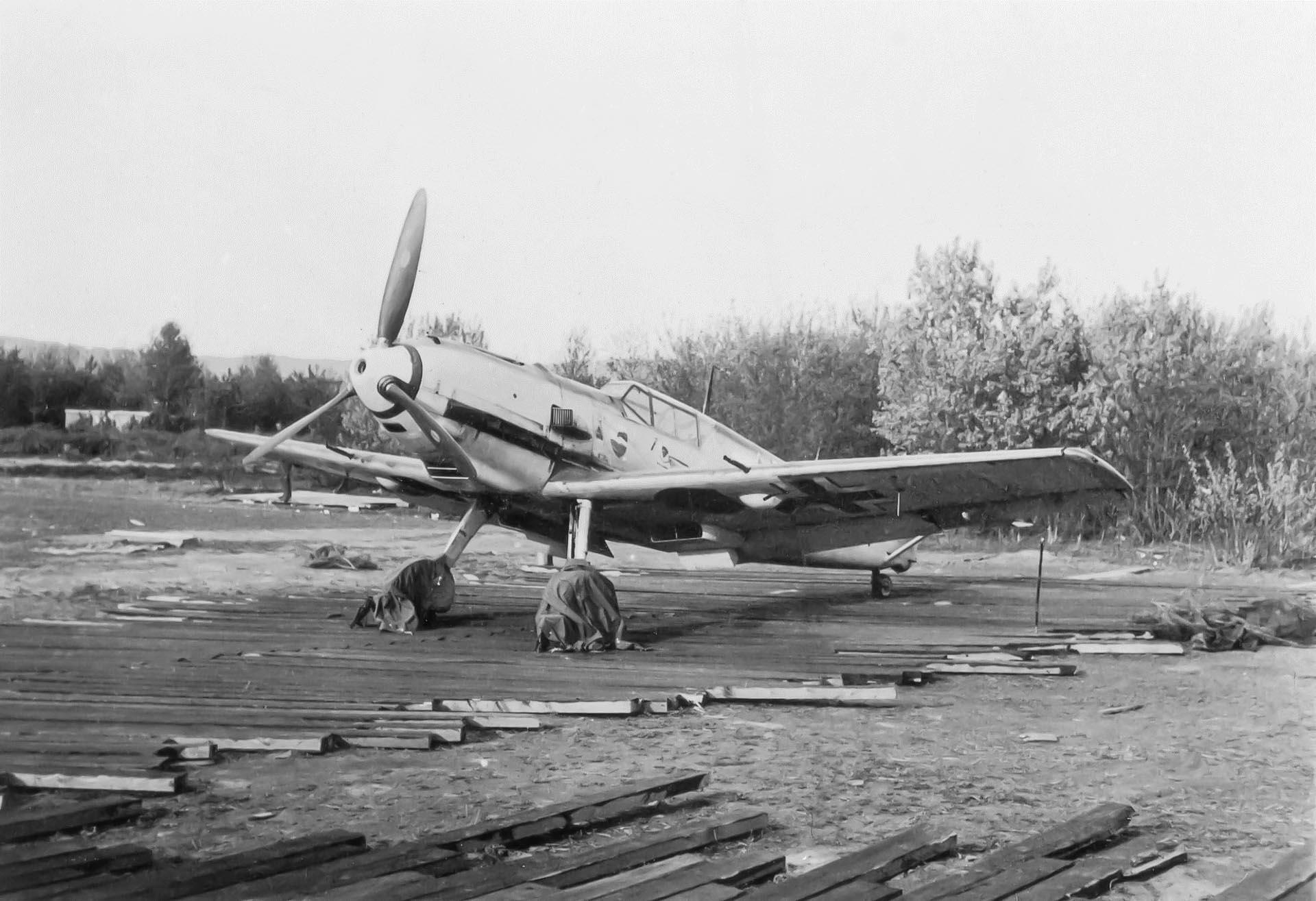 Messerschmitt Bf