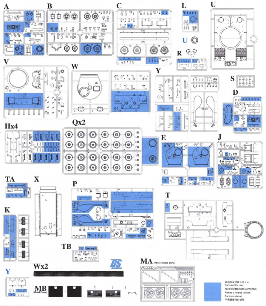 Dragon Tiger 6624 Instructions Page 1