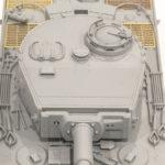 Dragon Tiger 6624 Turret