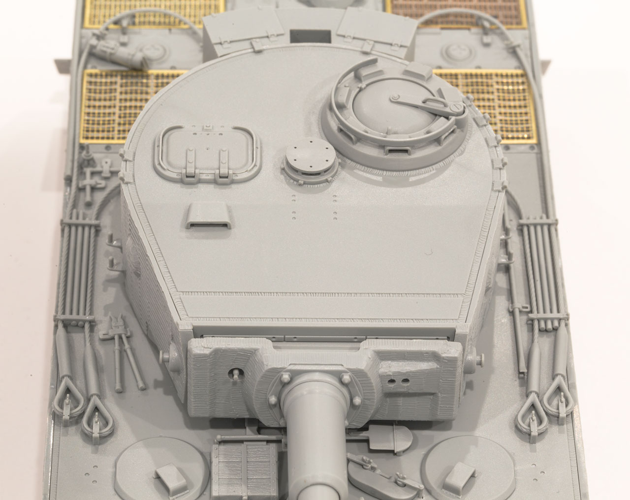 Dragon Tiger 6624 Turret
