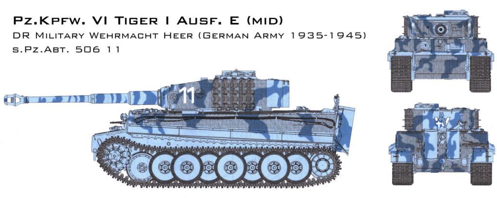 s.PZ.Abt 506 11 Tiger