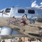 B-17 - Yankee Lady Nose Art