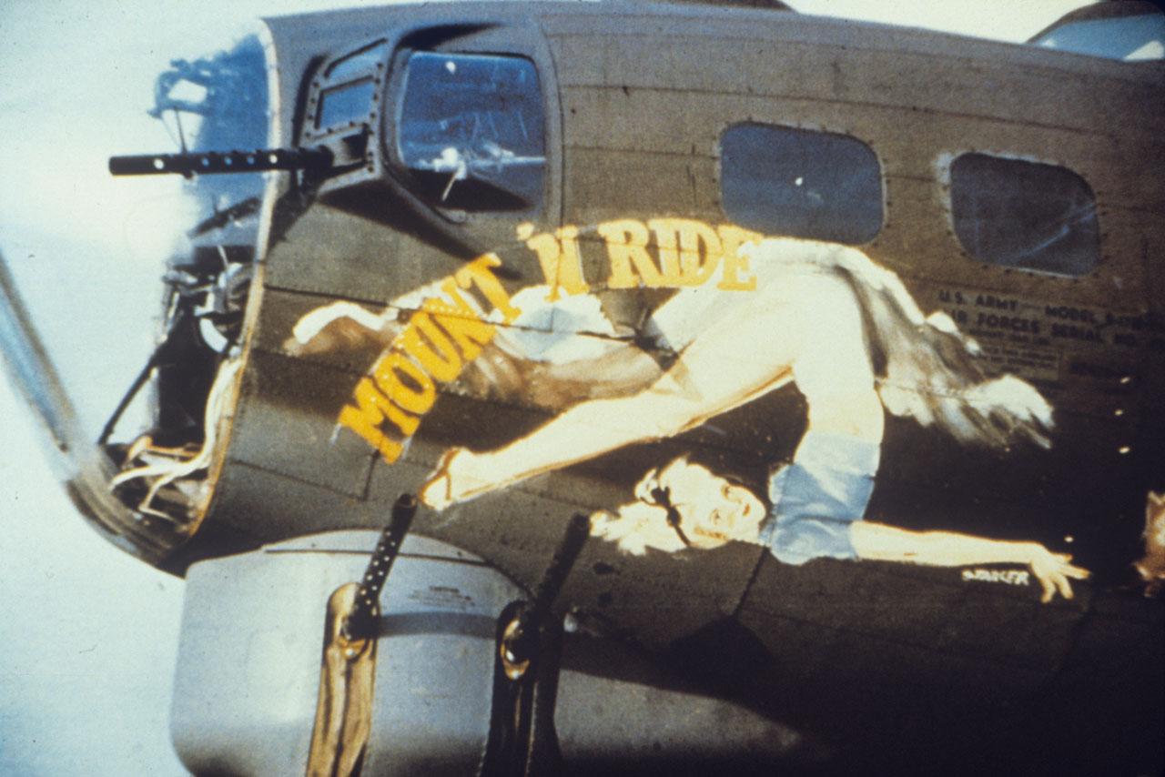 B-17 - Mount 'N Ride - 42-31585