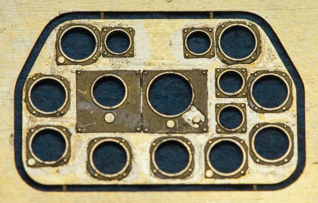 P-51D Instrument Panel