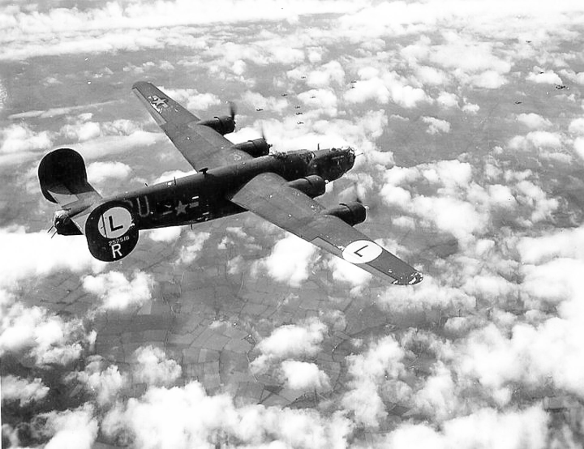 B-24H – Splash – 42-52510
