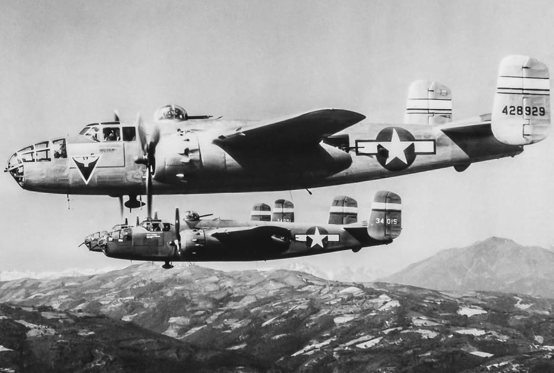 B-25J 310th Bomb Group
