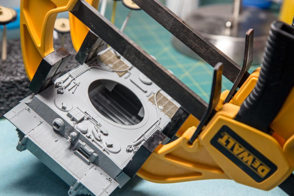 Tiger Hull Construction