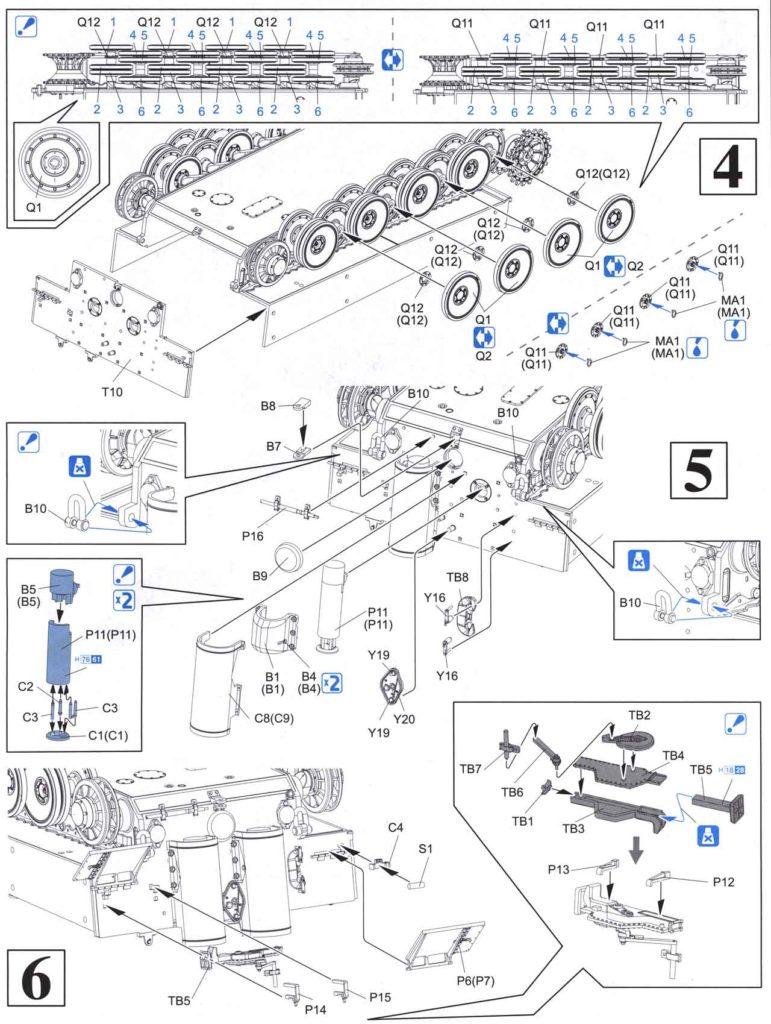 Dragon Tiger 6624 Instructions