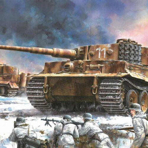Dragon Tiger 6624