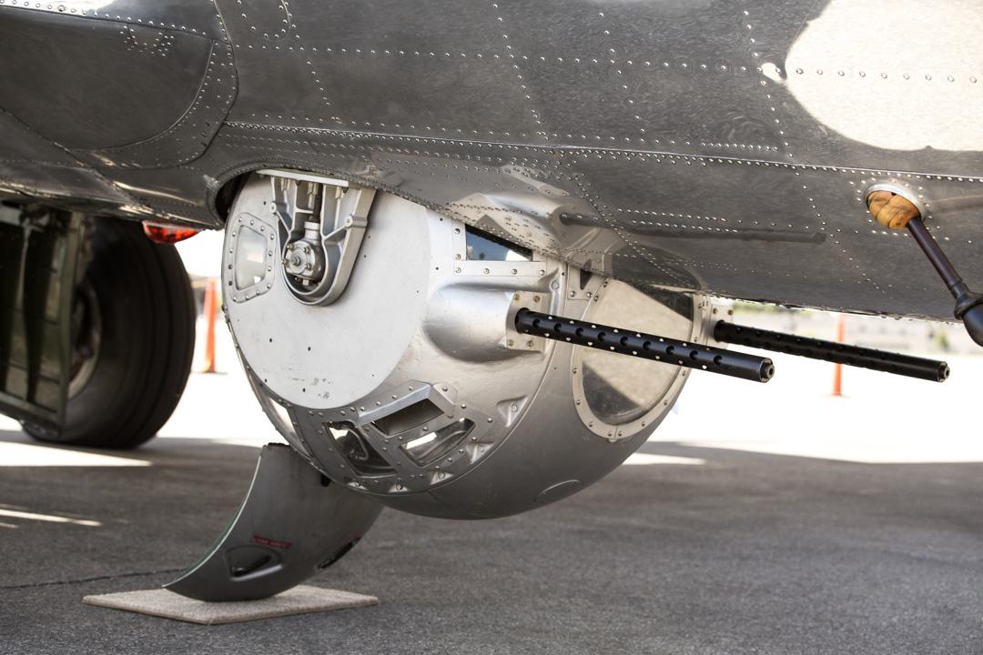 B-17 Sperry Ball Turret