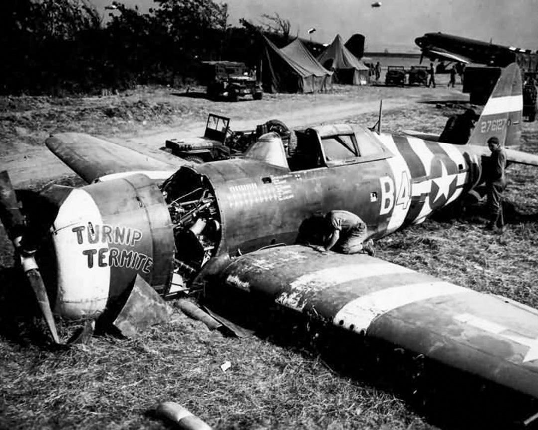 P-47D - Turnip Termite - 42-76127