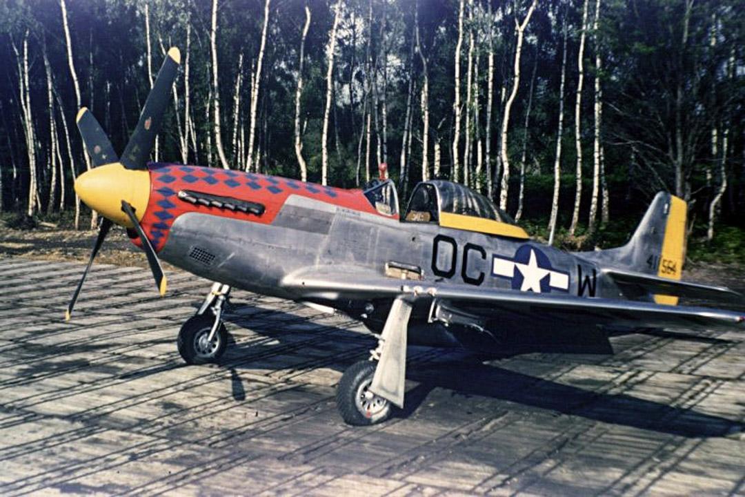 P-51K - 44-11564
