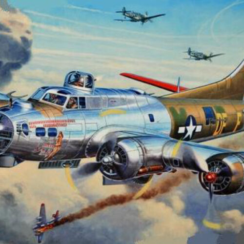 Revell 1/72 B-17G