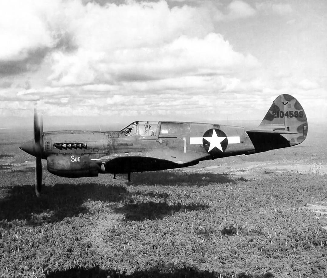 P-40N – Sue - 42-104589
