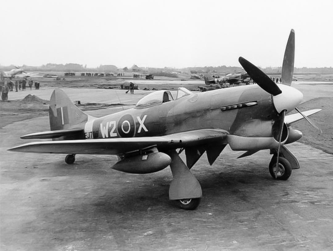 Hawker Tempest Mark V - EJ705