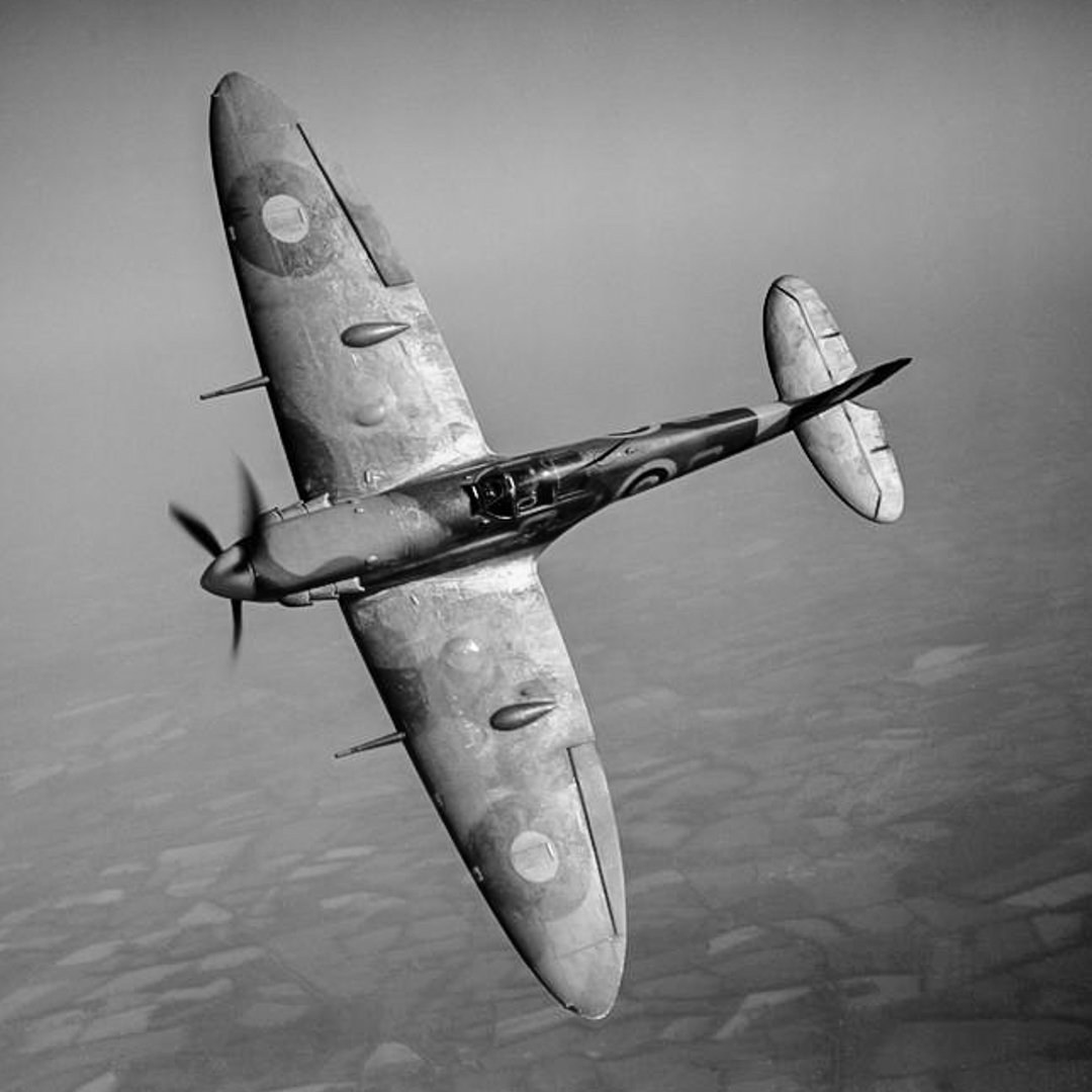 Spitfire Mark VB - R6923