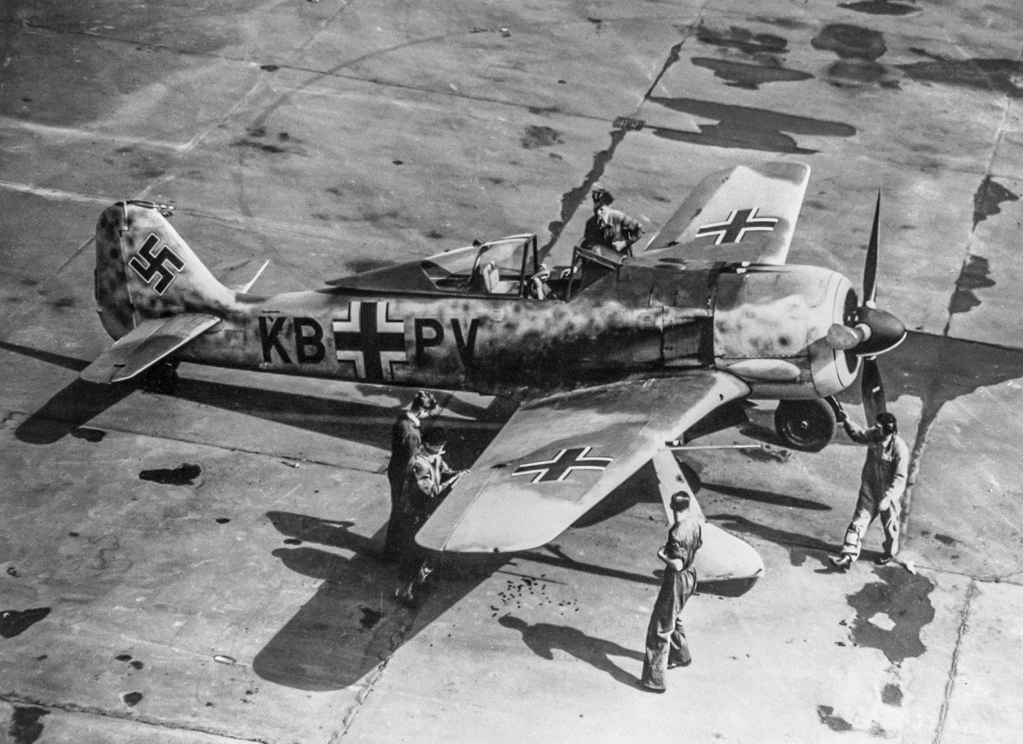 Fw 190A-0