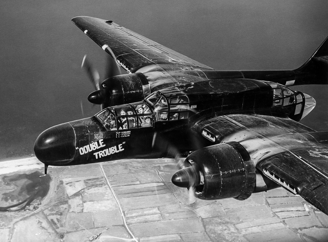 P-61A – Double Trouble - 42-5565
