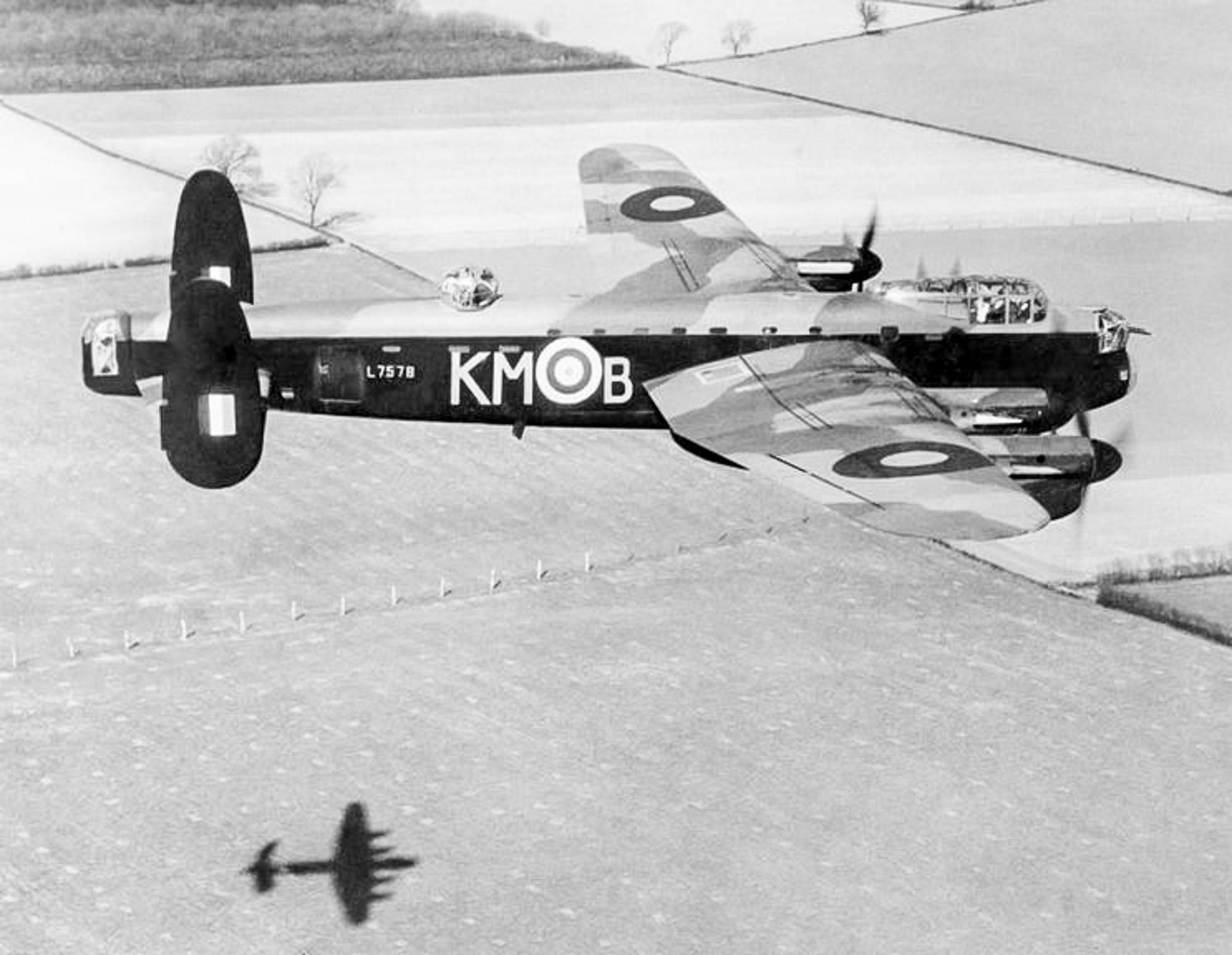 Lancaster Mark I - L7579