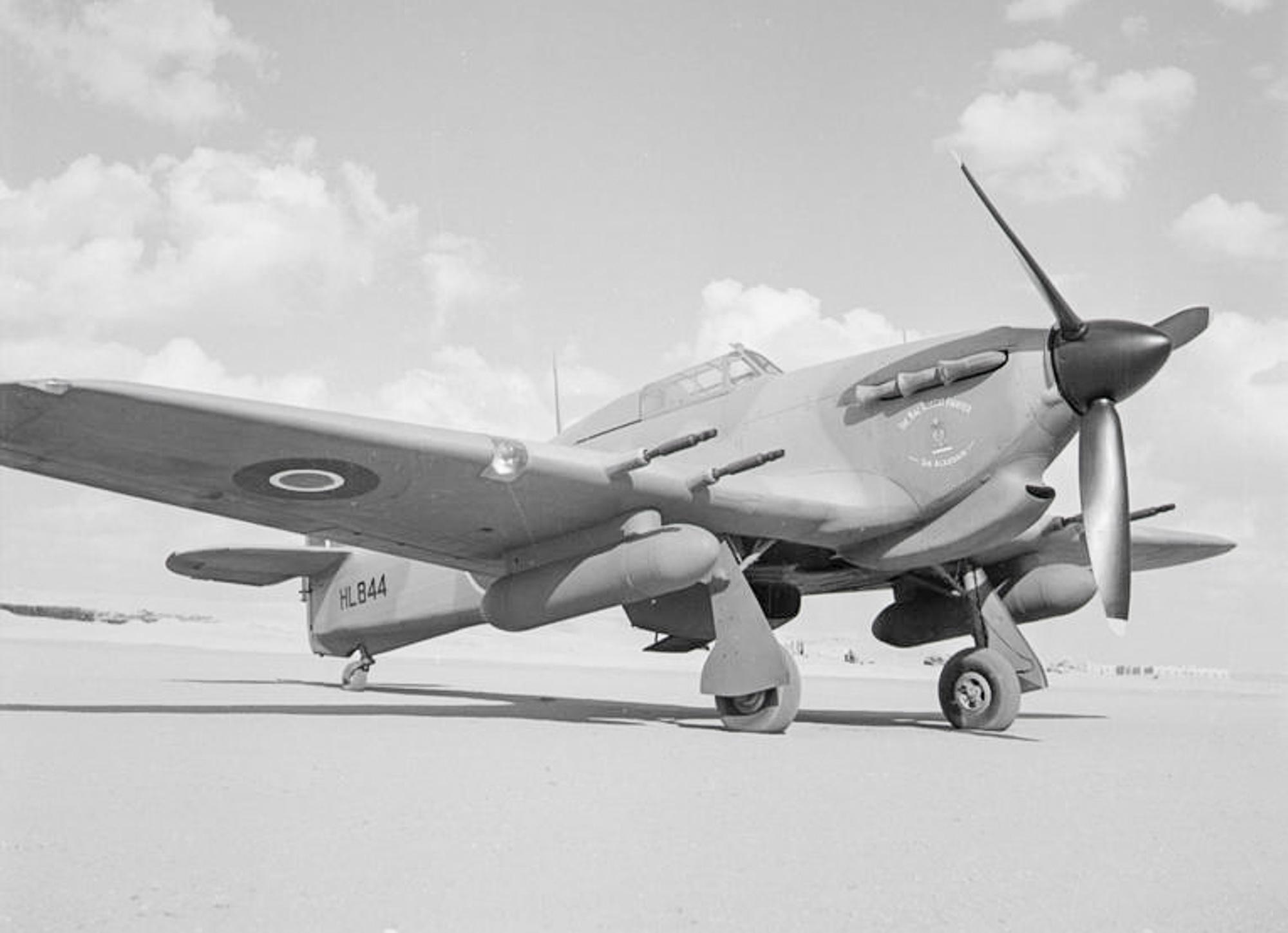 Hawker Hurricane Mark IIC - HL844