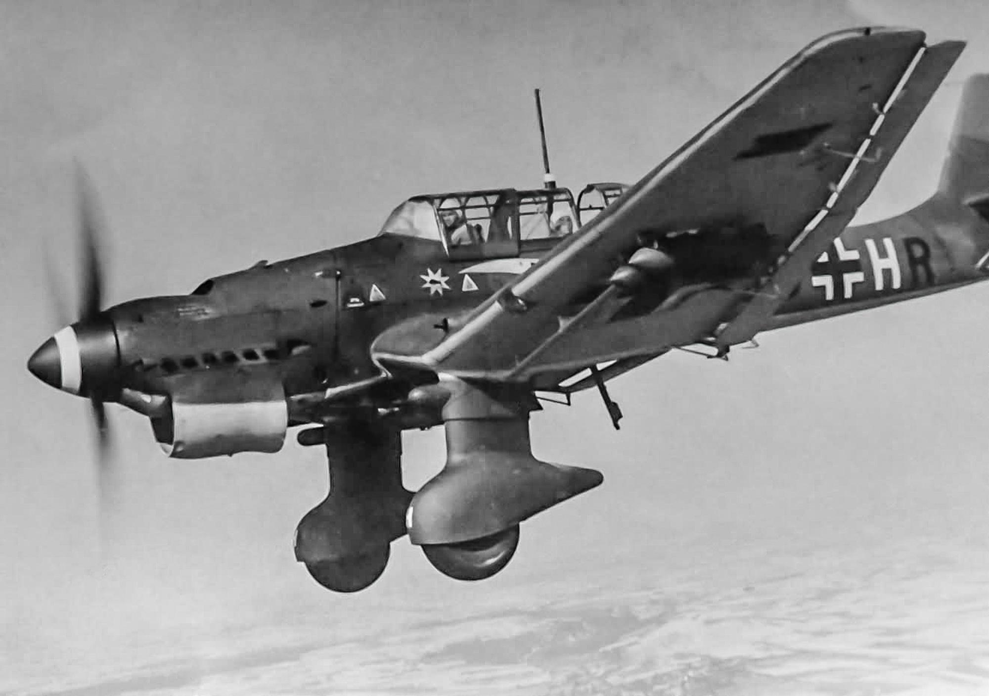 Ju 87 B-1 Stuka
