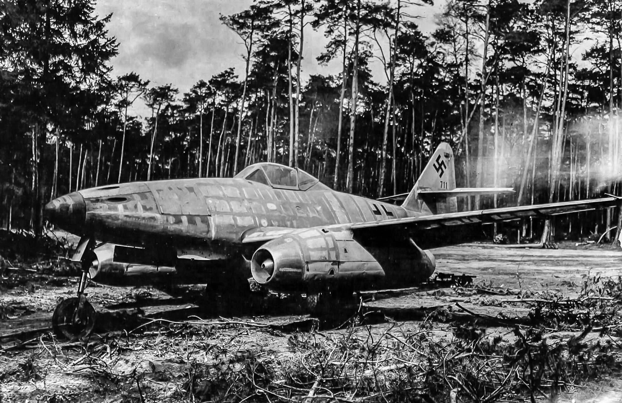 Me 262 A-1