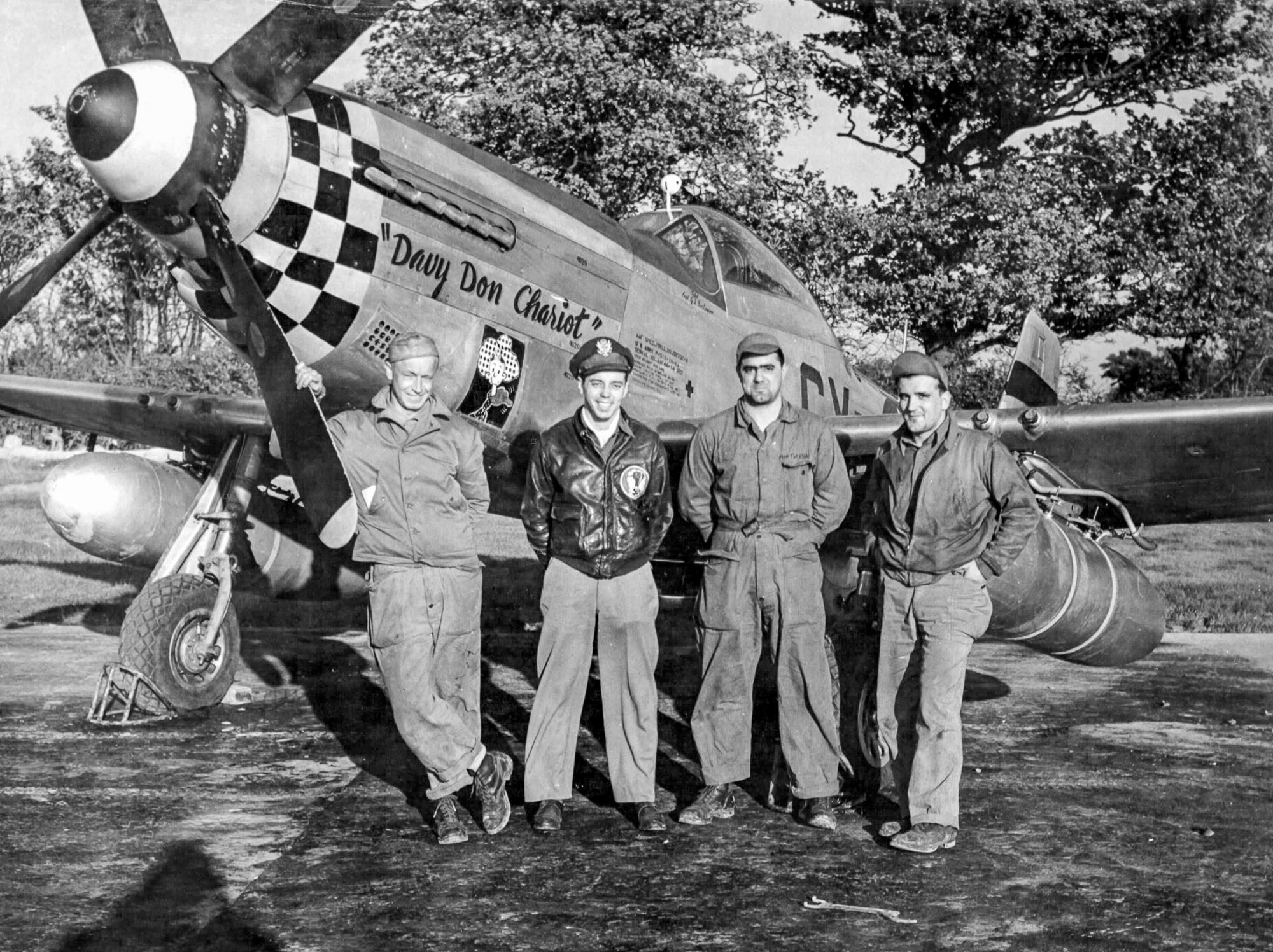 P-51D - Davy Don Chariot - 44-14620
