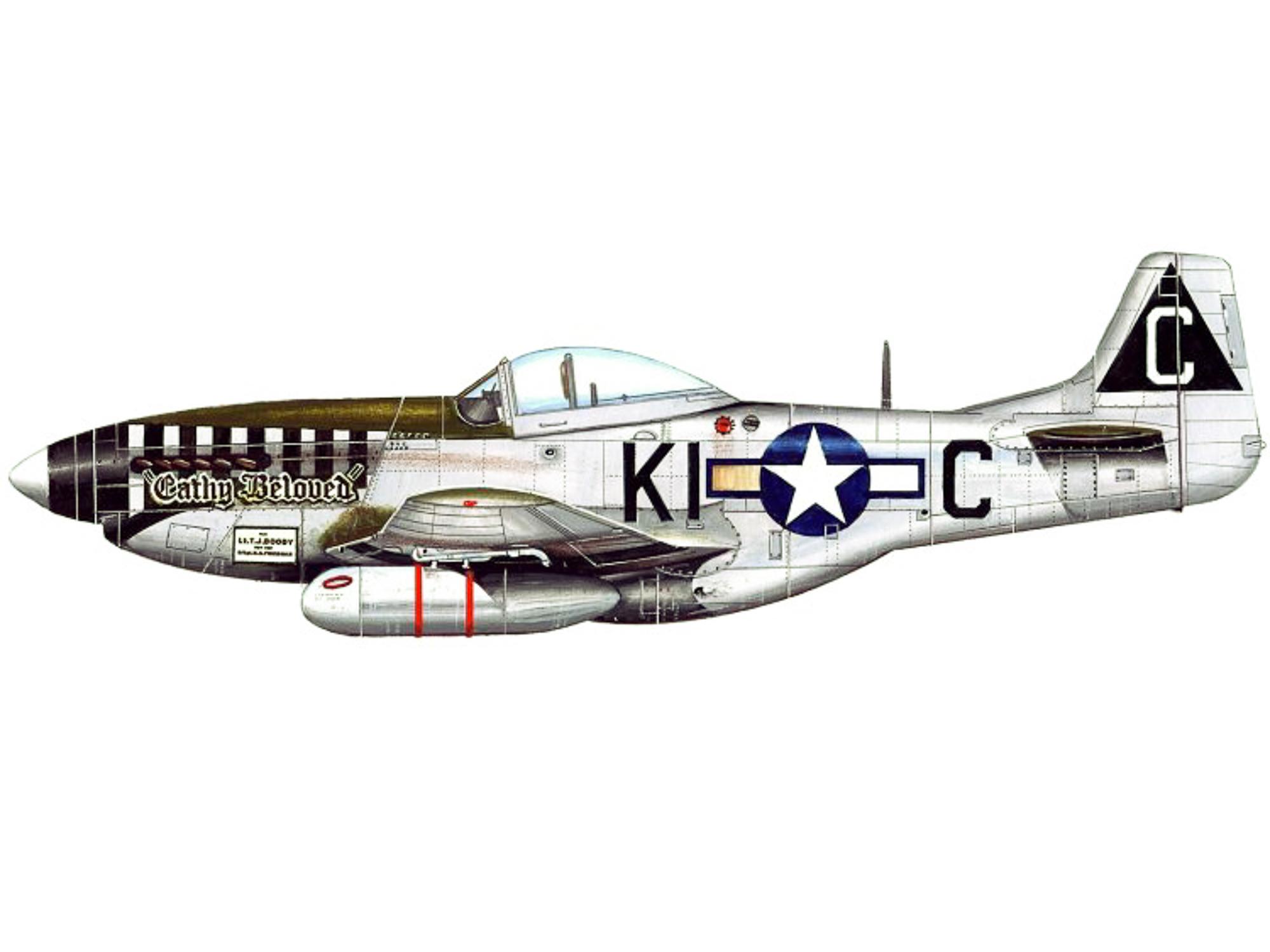 P-51D – Cathy Beloved