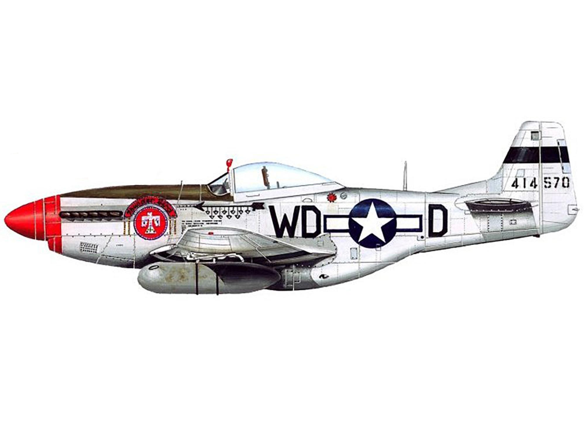 P-51D – Thunderbird – 44-14570