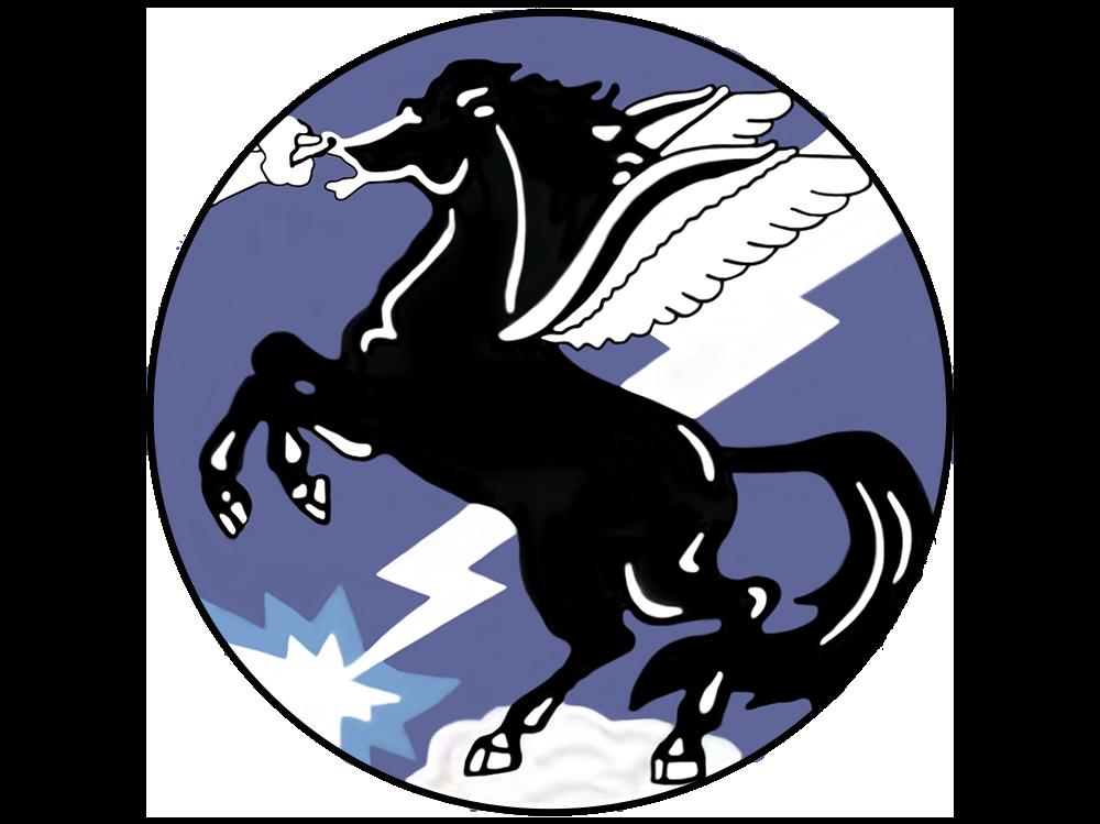 504th Fighter Squadron Insignia