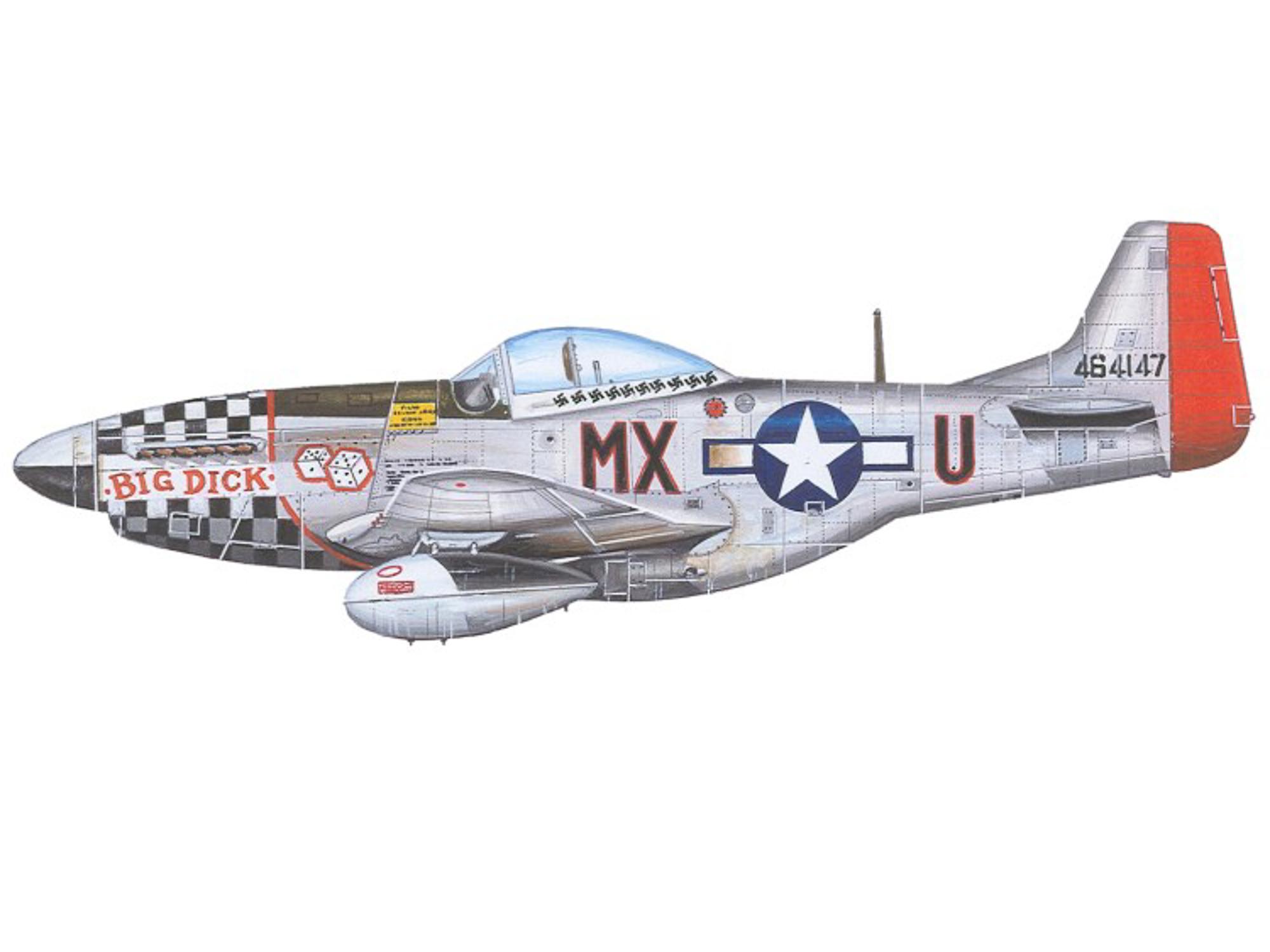 P-51D – Big Dick – 44-64147