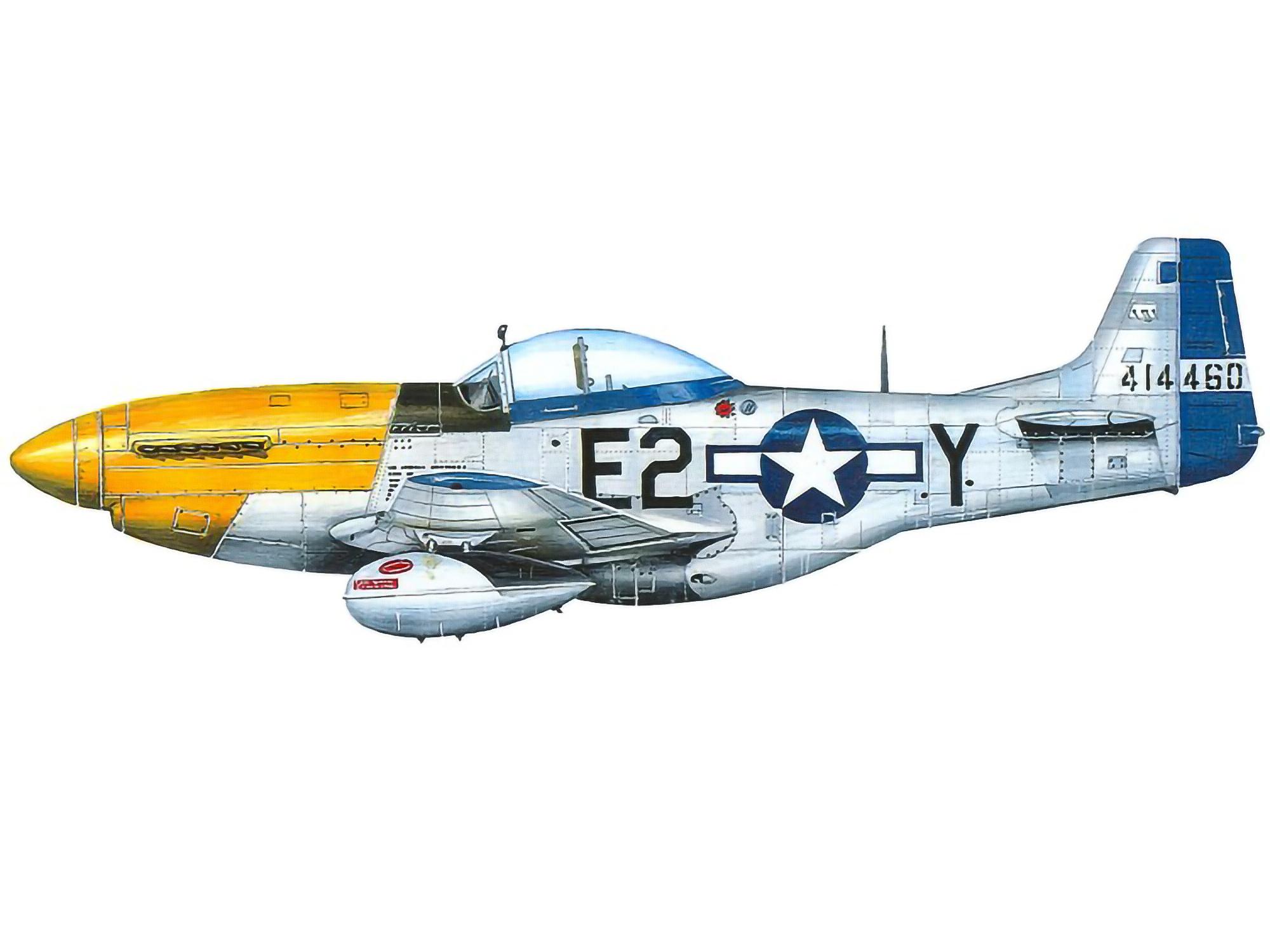 P-51D – 44-14460