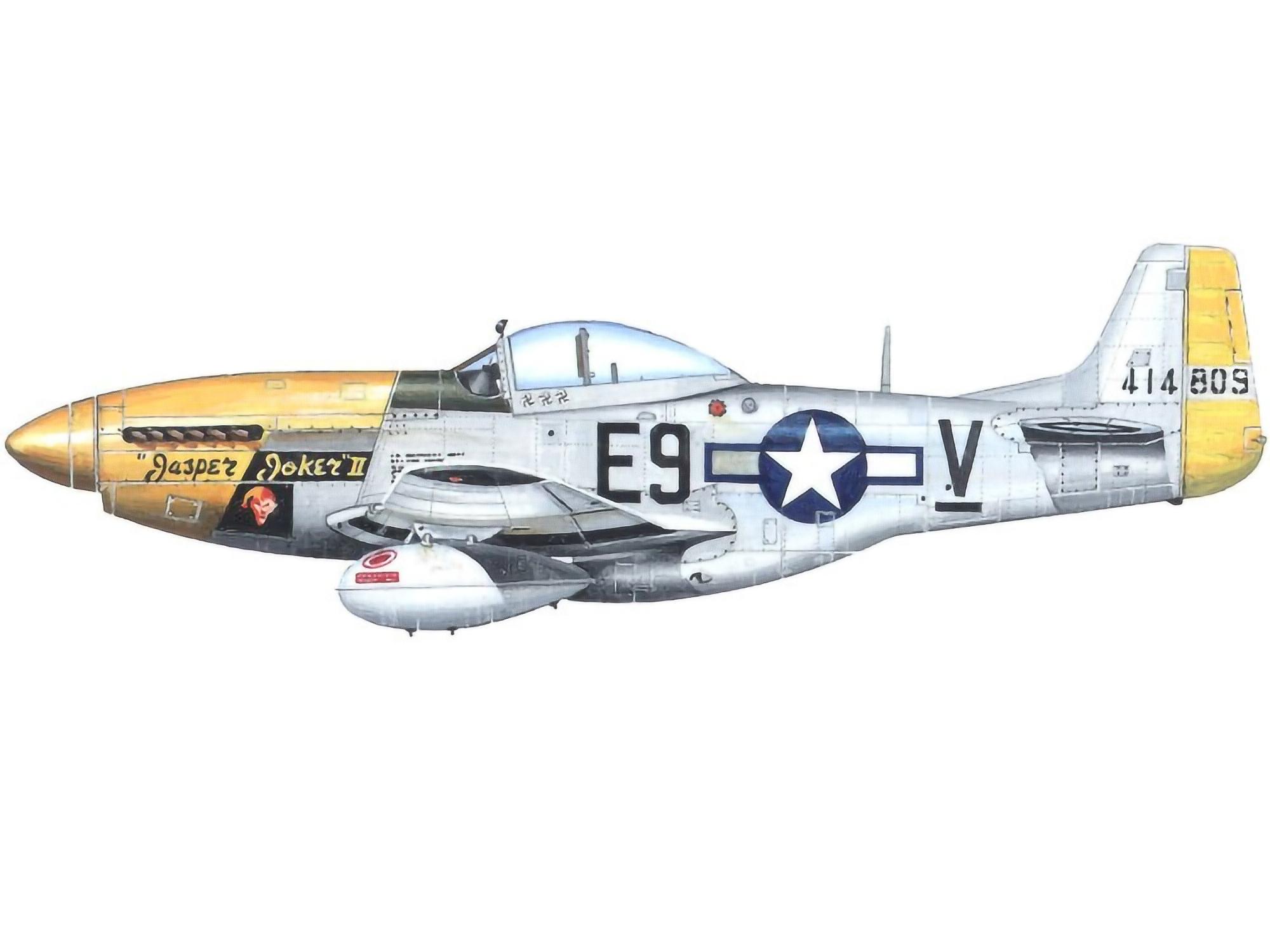 P-51D – Jasper Joker II – 44-14809